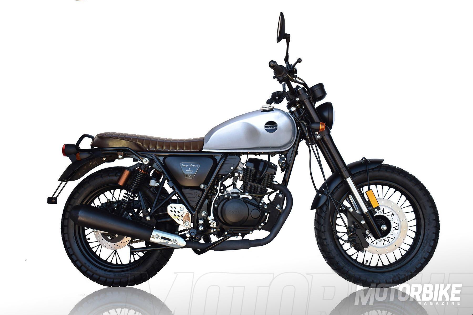 MH Revenge 125 2019 - Precio, fotos, ficha técnica y motos