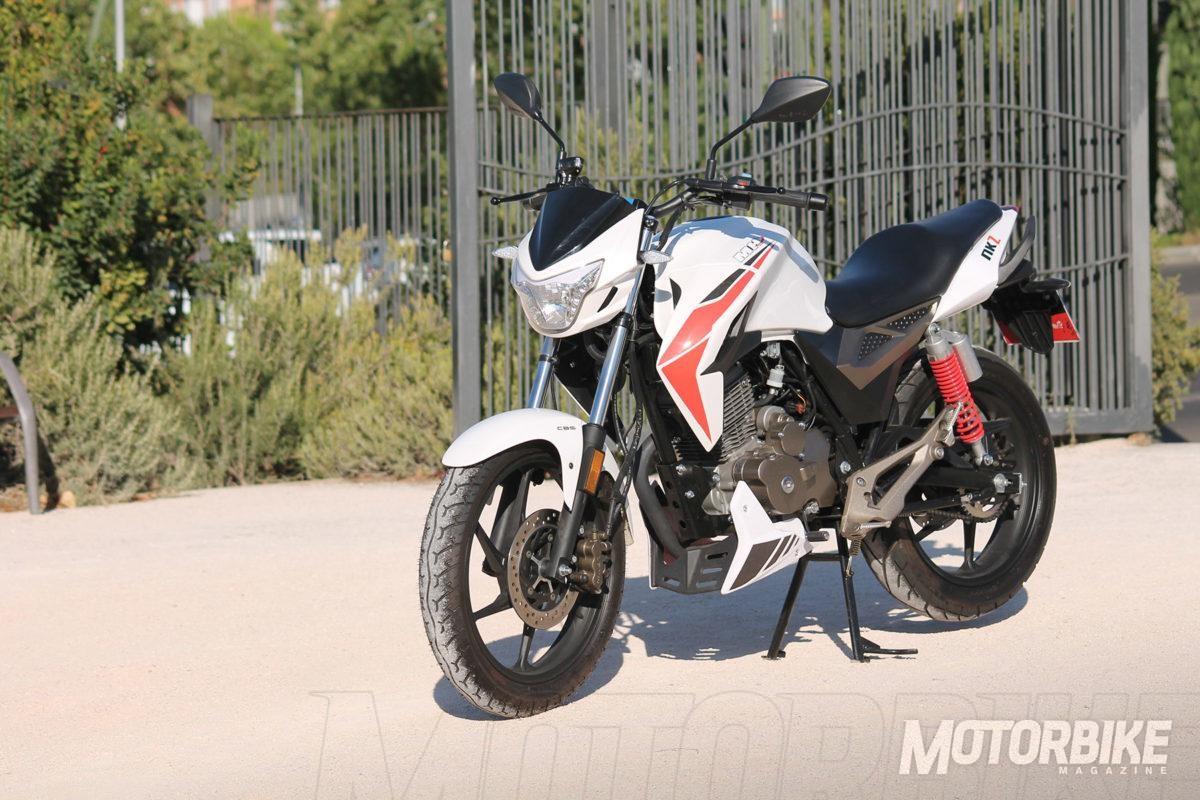 MH NKZ 125 2019 - Precio, fotos, ficha técnica y motos rivales