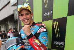 Moto2 Alex Marquez Brno 2019 QP