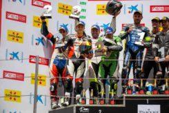 Motul Insituto Castellarnau podio carrera