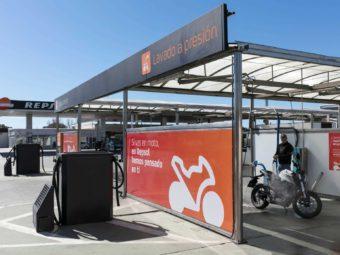 Repsol Moto Stop