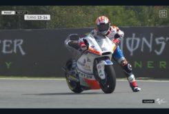 Salvada Steven Odendaal Moto2 Brno 201926