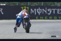 Salvada Steven Odendaal Moto2 Brno 201948