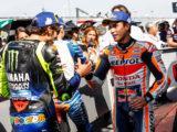 Valentino Rossi Marc Marquez MotoGP Silverstone 2019 01