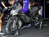 Valentino Rossi MotoGP Test Brno Yamaha YZR M1 2020