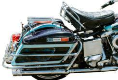 harley davidson flh 1200 electra glide 1976 Elvis Presley maleta 2
