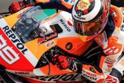 Jorge Lorenzo MotoGP Aragon 2019 sabado