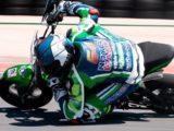 Kawasaki Z125Pro Noyes Camp