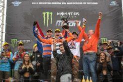MX Naciones Holanda campeona