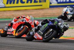 Marc Marquez Maverick Vinales MotoGP Aragon 2019