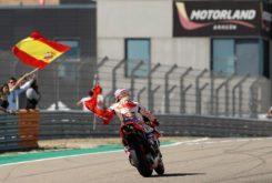 Marc Marquez carreras Espana