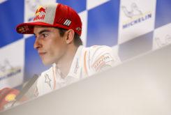 Marc Marquez rueda prensa MotoGP Aragon 2019