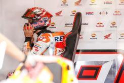 Marc Marquez sabado MotoGP Aragon 2019