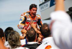 Marc Marquez victoria MotoGP Misano 2019