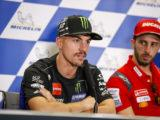 Maverick Vinales rueda prensa MotoGP Aragon 2019