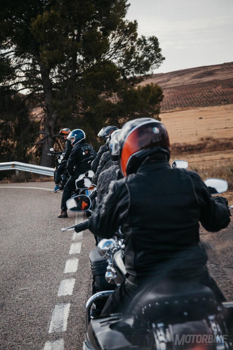 Harley-Davidson y Michelin protagonizan un road trip al ...