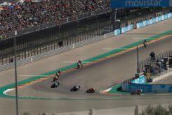 MotoGP Aragon 2019 cambio horario