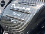 Norton Dominator Street edicion limitada fibra carbono