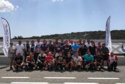 Pont Grup Safety School curso conduccion Ascari 2019 Xavi Vierge Sergio Garcia Dols8