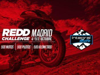 REDD Challenge 2019 Integral Moto 2