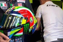 Valentino Rossi casco MotoGP Misano 2019 01