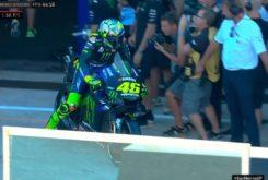 Valentino Rossi casco MotoGP Misano 2019 02