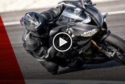 Video Triumph Daytona Moto2 765