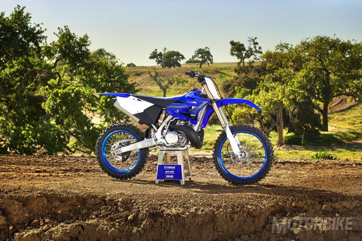 Yamaha YZ250F 2017 : Precio, fotos y ficha técnica