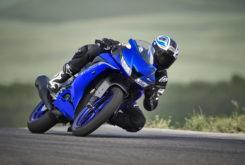 Yamaha YZF R125 2020 07