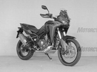 honda crf1100l africa twin 2020 bikeleaks