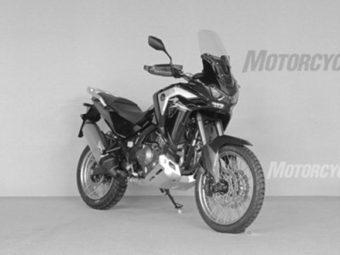 honda crf1100l africa twin adventure 2020 bikeleaks