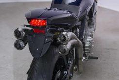 moto PGM V8 400 cv 2000 cc