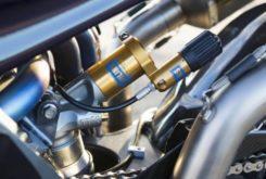 moto PGM V8 400 cv 2000 cc suspension ohlins TTX