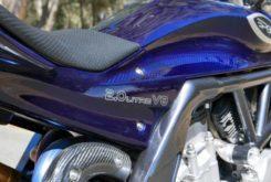 moto PGM V8 400 cv 2000cc