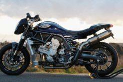 moto PGM V8 400 cv