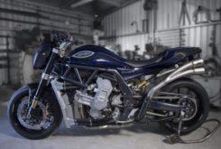 moto PGM V8 lado