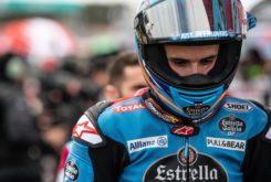 Alex Marquez combinaciones titulo Moto2 Malasia 2019