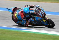 Alex Marquez pole Moto2 Tailandia 2019