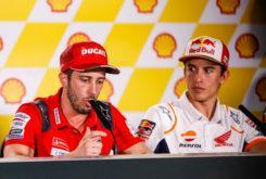 Andrea Dovizioso rueda prensa MotoGP Malasia 2019