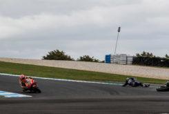 Caida Maverick Vinales MotoGP Australia 2019 Marc Marquez (11)