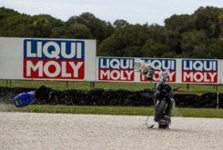 Caida Maverick Vinales MotoGP Australia 2019 Marc Marquez (13)