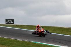 Caida Maverick Vinales MotoGP Australia 2019 Marc Marquez (8)