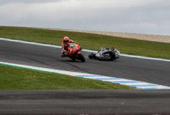 Caida Maverick Vinales MotoGP Australia 2019 Marc Marquez (9)
