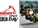 Ducati Madrid Open Days 2019 oct