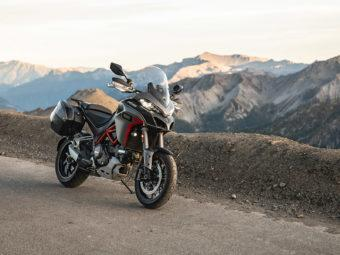 Ducati Multistrada 1260 S Grand Tour 2020 06