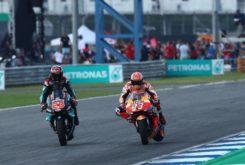 Fabio Quartararo Marc Marquez MotoGP Tailandia 2019 (1)