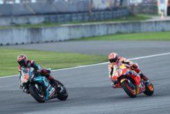 Fabio Quartararo Marc Marquez MotoGP Tailandia 2019 (3)