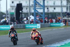 Fabio Quartararo Marc Marquez MotoGP Tailandia 2019 (4)