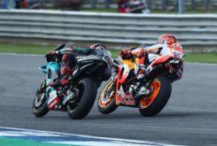 Fabio Quartararo Marc Marquez MotoGP Tailandia 2019 (5)