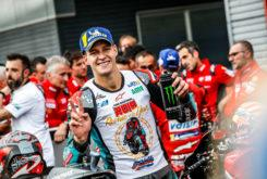 Fabio Quartararo podio MotoGP Japon 2019